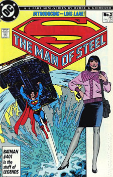The Man of Steel 2