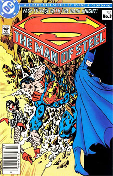 The Man of Steel 3