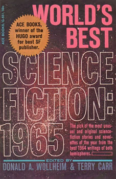 World's Best Science-Fiction: 1965