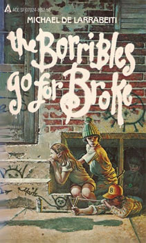 The Borribles Go for Broke