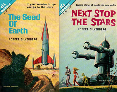 The Seed of Earth / Next Stop the Stars