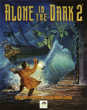 Alone in the Dark 2 Mini-Poster