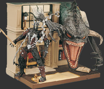 Spawn Final Battle Playset