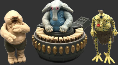 Star Wars Max Rebo Band